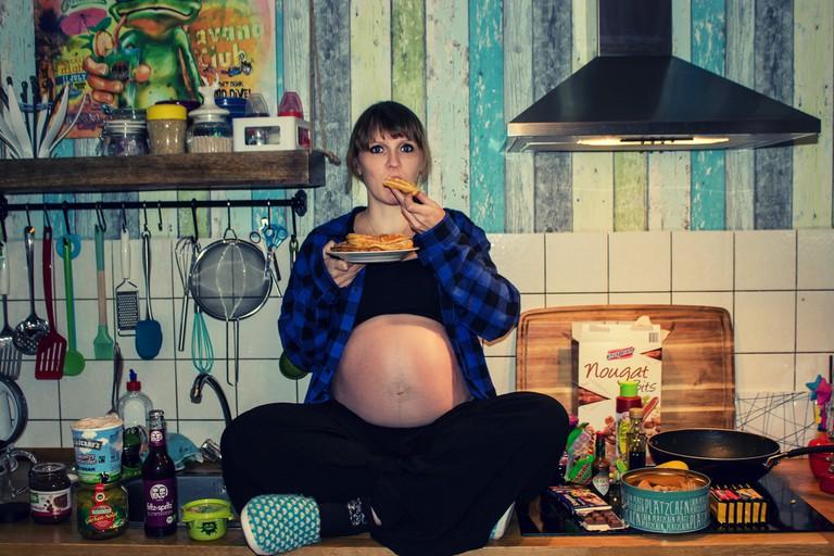 Pregnancy cravings | © Prima Wetter / Flickr