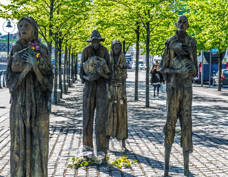 Toronto Irish Famine Memorial |© William Murphy/ Flickr