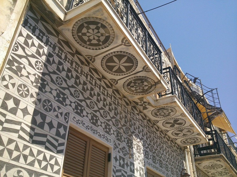 Pyrgi, Chios