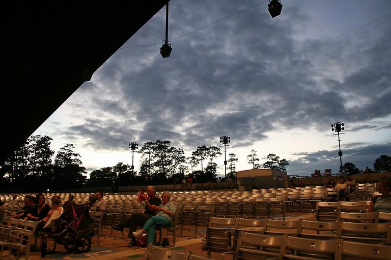 Miller Outdoor Theater