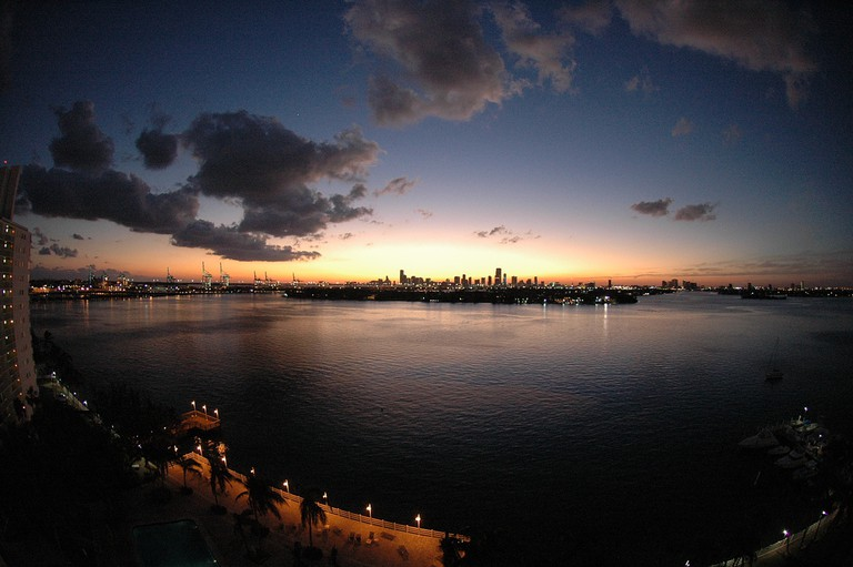 Miami Sunset | Bryan Sereny/Flickr