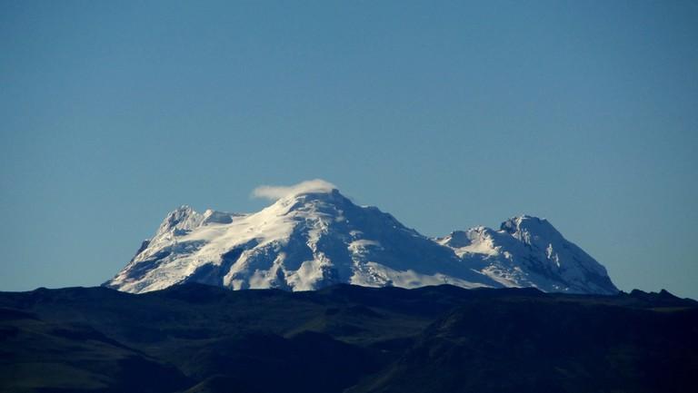 Antisana Volcano, Quito | © Cristian Ibarra Santillan / Flickr