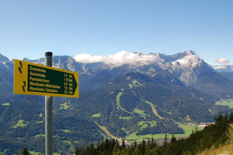 Scenic Mount Wank | © Pixelteufel / Flickr