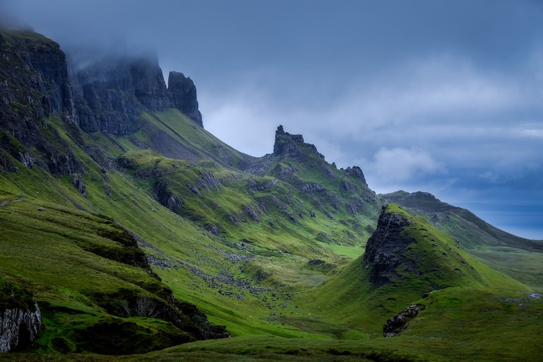 The Quiraing | © Chris Combe/Flickr