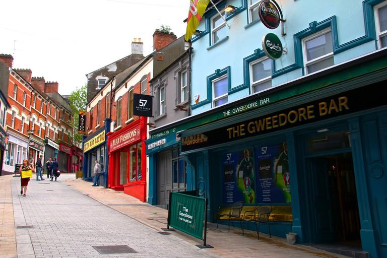 Streets of Derry | © Alain Rouiller/ Flickr
