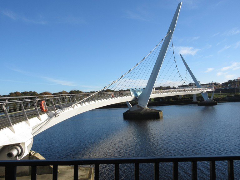 Peace Bridge | © NH53/ Flickr