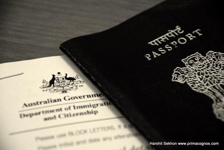 Australia Visa and Immigration | © Harshit Sekhon/Flickr