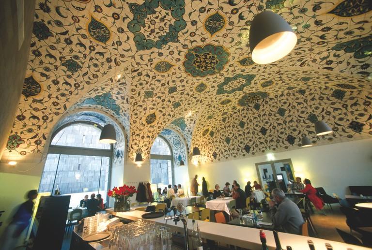 Café-restaurant CORBACI©WienTourismus/Karl Thoma
