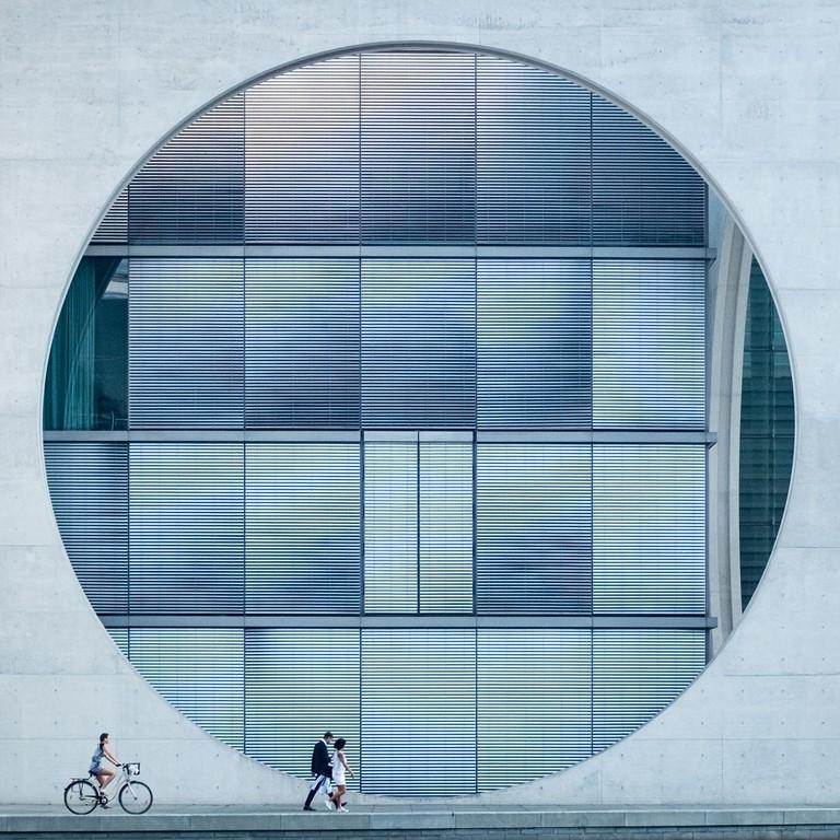 Tim Cornbill, Oculus, 2017 | © Tim Cornbill, United Kingdom, 1st Place, Open, Architecture, 2017 Sony World Photography Awards