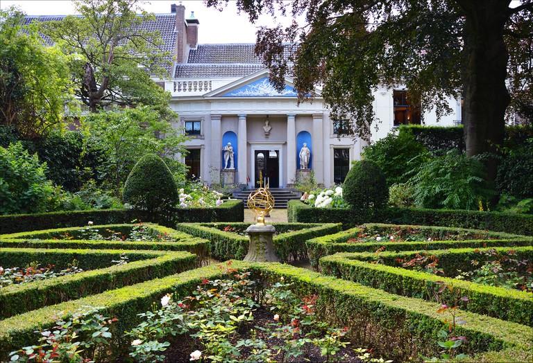 Museum van Loon's garden