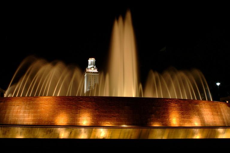 East Mall Fountain | © Kumar Appaiah/Flickr
