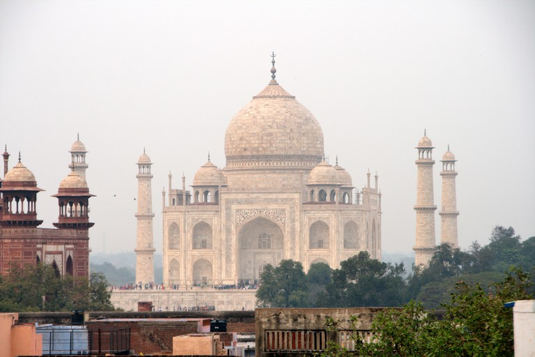 Welcome to Agra, the city of the Taj Mahal   © Christian Haugen / Flickr