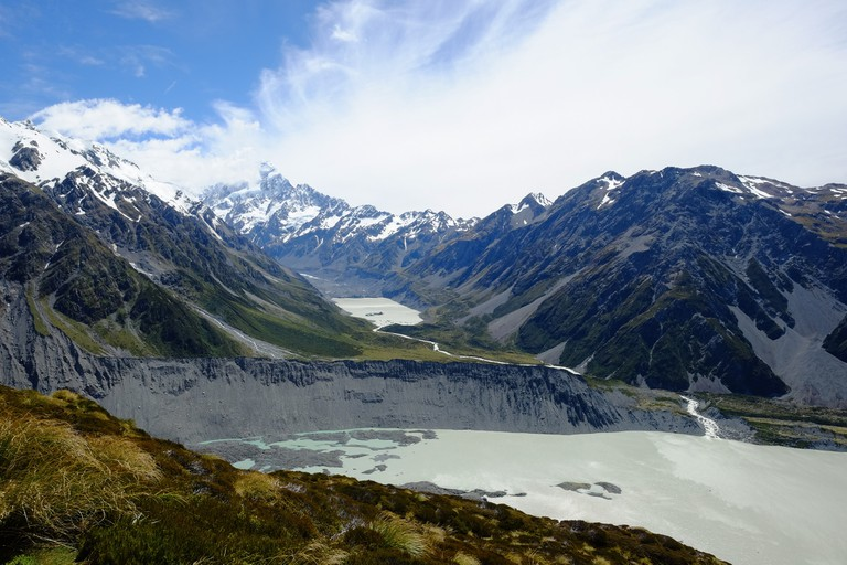 The South Island in Winter