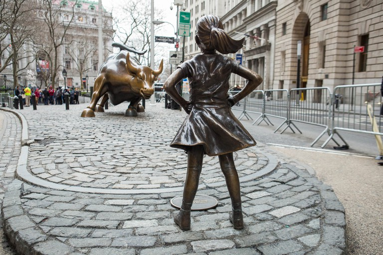 Fearless Girl | © Anthony Quintano/Flickr
