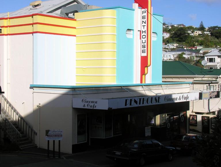 Penthouse Cinema, Brooklyn, Wellington