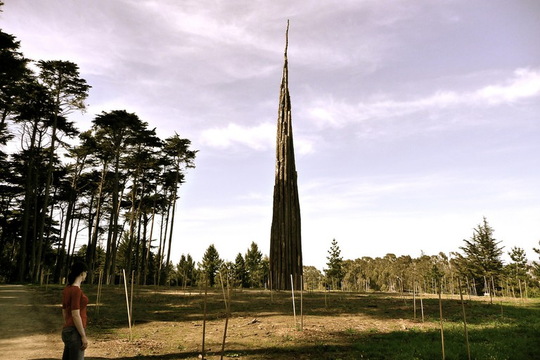 Spire and the Ecology Trail