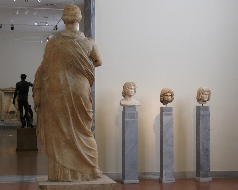 National Archaeological Museum, Athens, Greece | © Tilemahos Efthimiadis/ flickr