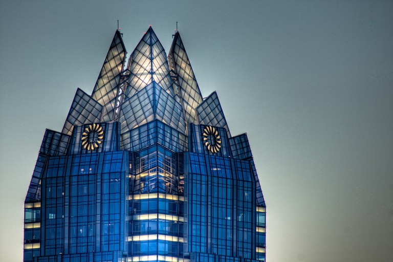The Frost Bank Tower | © Brandon Watts/Flickr