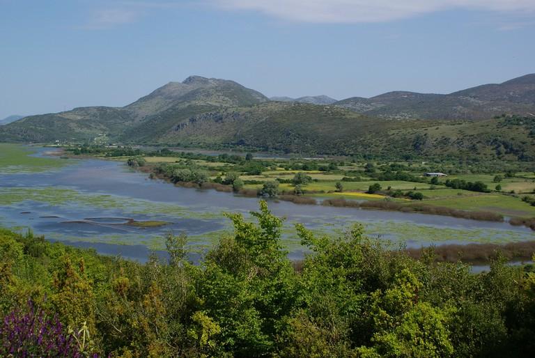 View of Acheron River