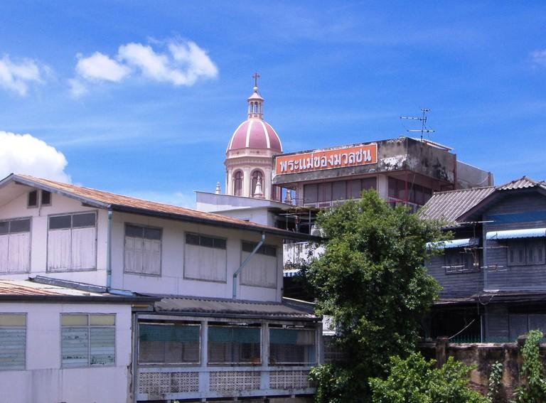 Santa Cruz church, Bangkok