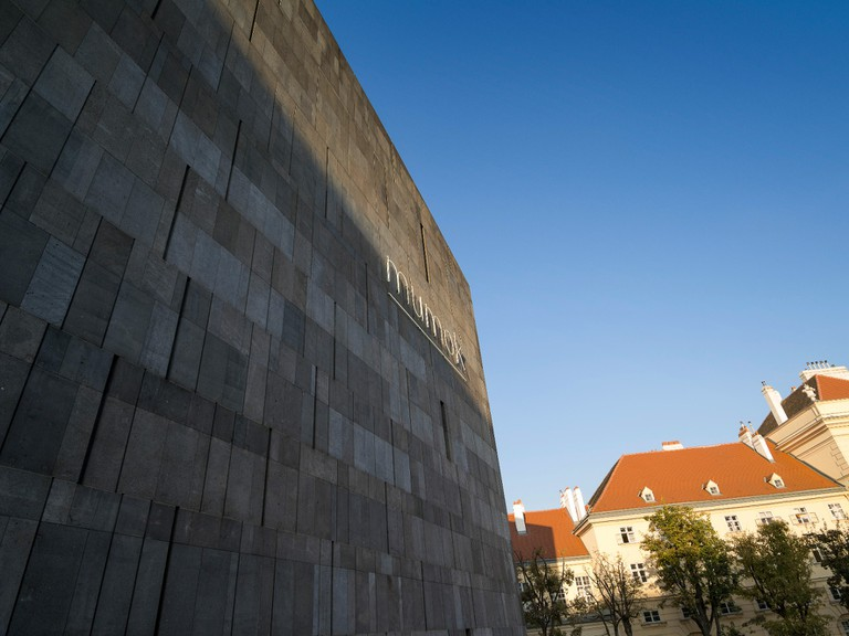 MuseumsQuartier© WienTourismus/Christian Stempe