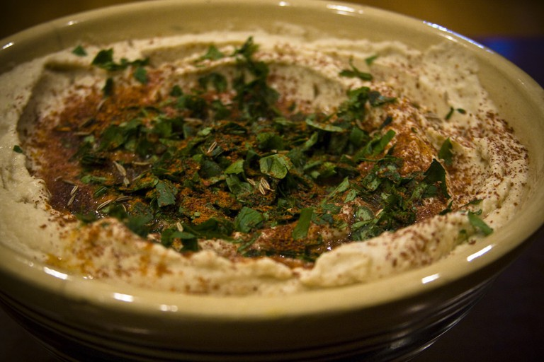 Hummus | © Robert Judge / Flickr