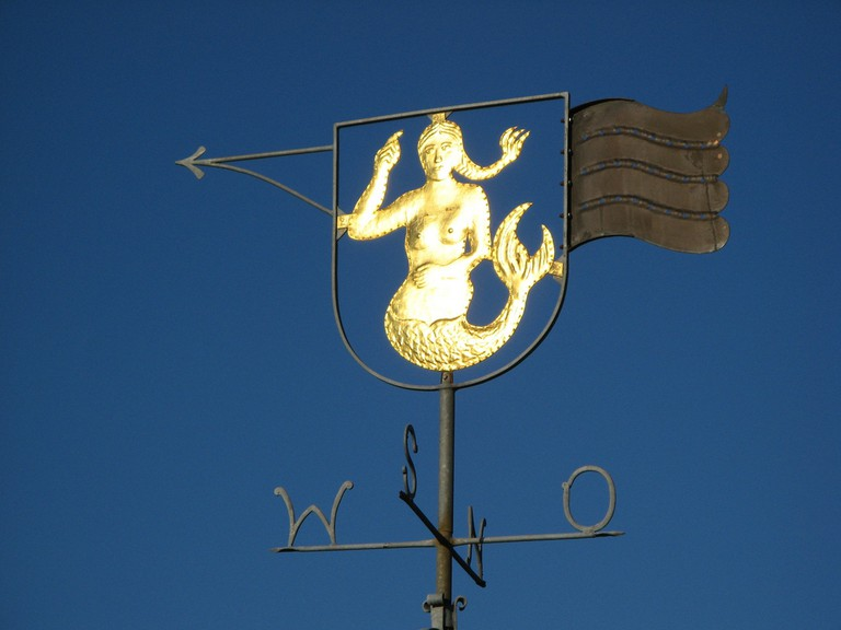 The symbol of Wangerland | © m.prinke / Flickr
