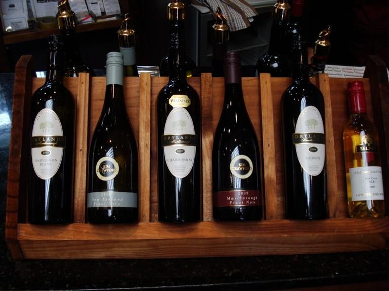 Wines from the Marlborough region | © Emma Jane Hogbin Westby/Flickr