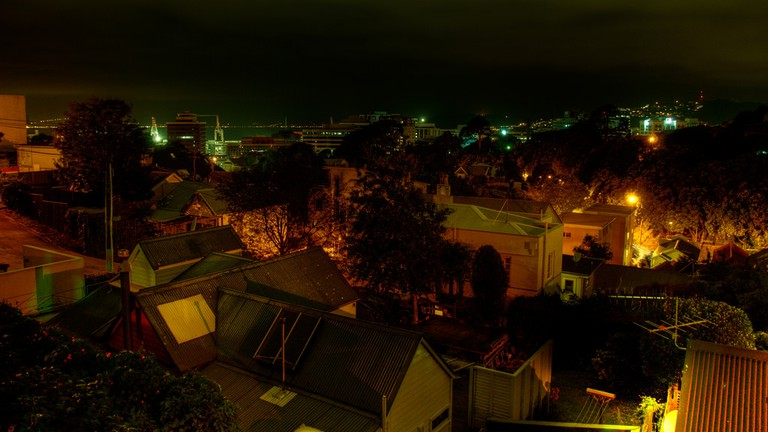 Thorndon By Night