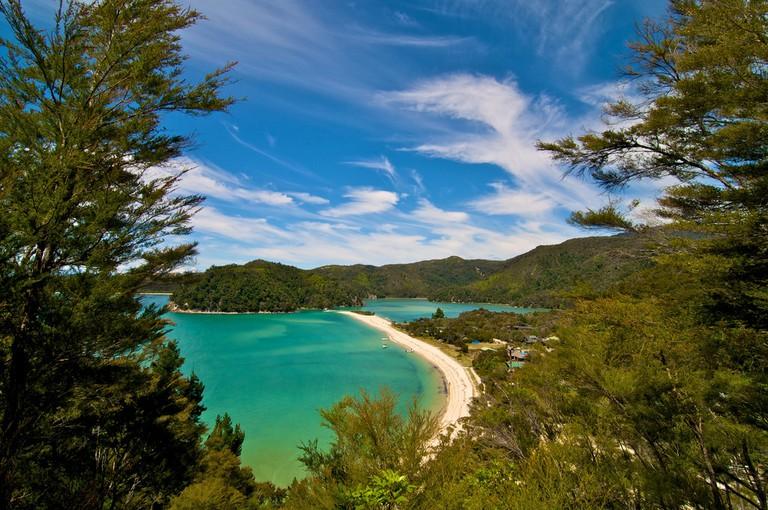 Abel Tasman Coast Track | © macronix/Flickr