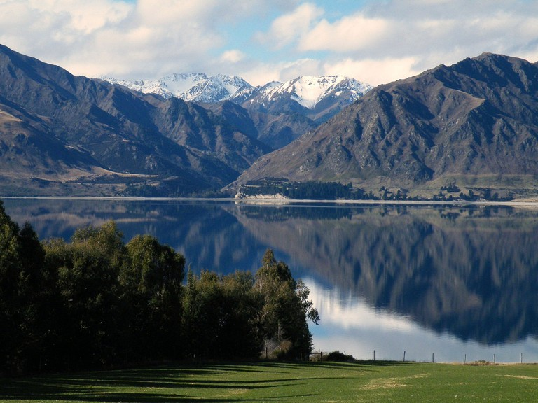 Lake Hawea | © Duncan/Flickr