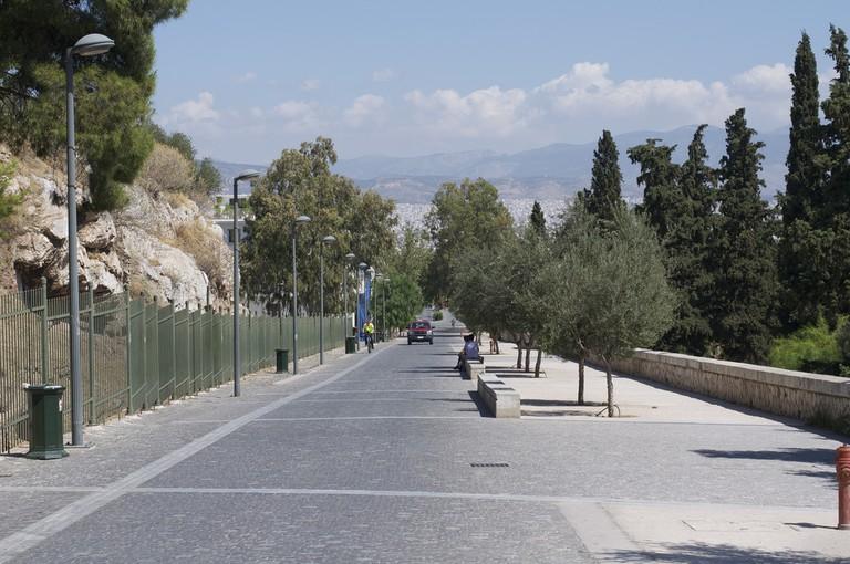 Apostolou Pavlou street