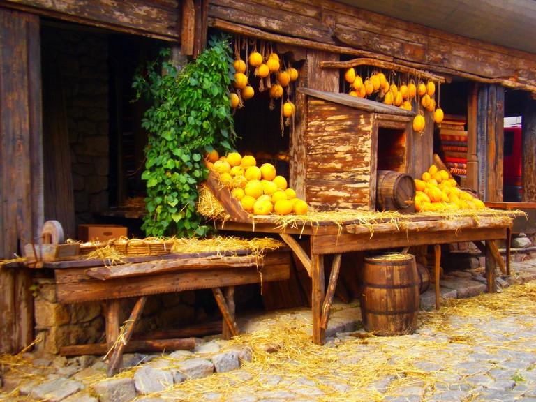 Food stall in Plovdiv | © Siliva Albini/Flickr
