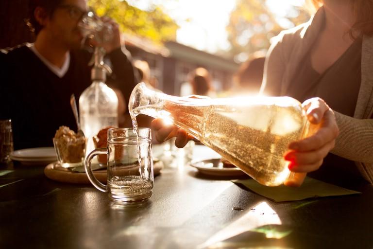 Wine Tavern Schübel-Auer@ WienTourismus/Peter Rigaud