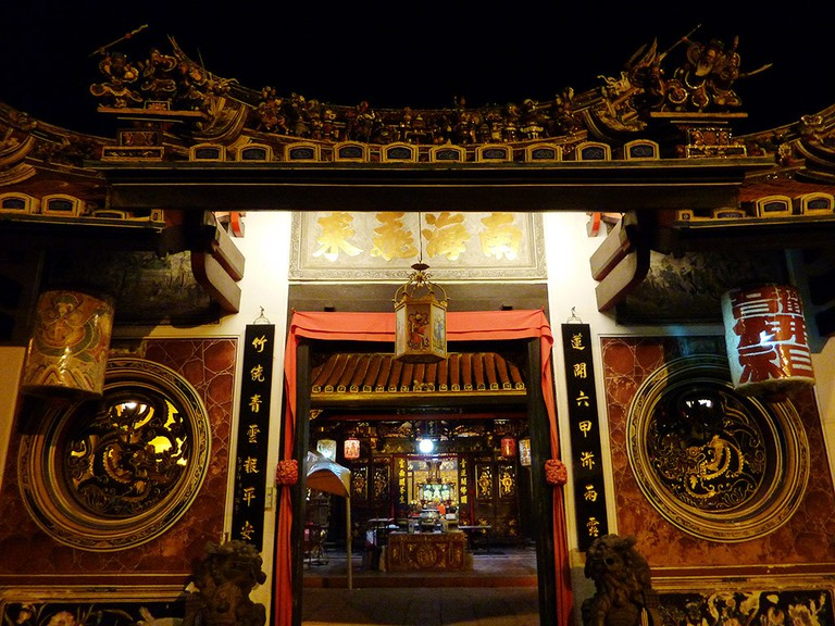 Cheng Hoon Teng Temple, Malacca | © SurLaRoute.fr / Flickr