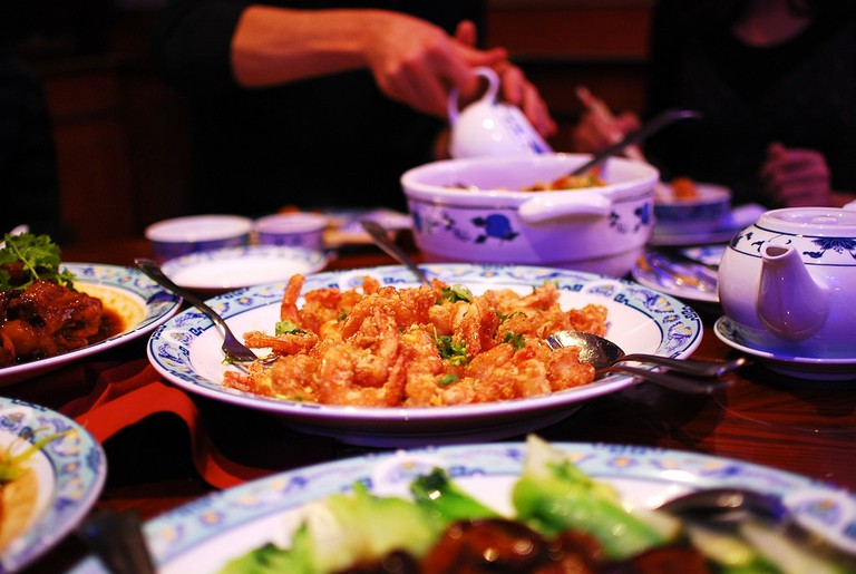 Chinese food | © Yasmina Haryono/Flickr