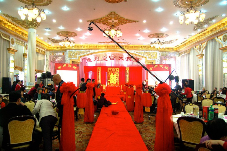Chinese Wedding Hall | ©Cormac Heron/Flickr
