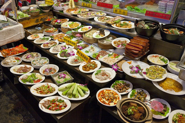 Taiwan. Taipei. Street Food.