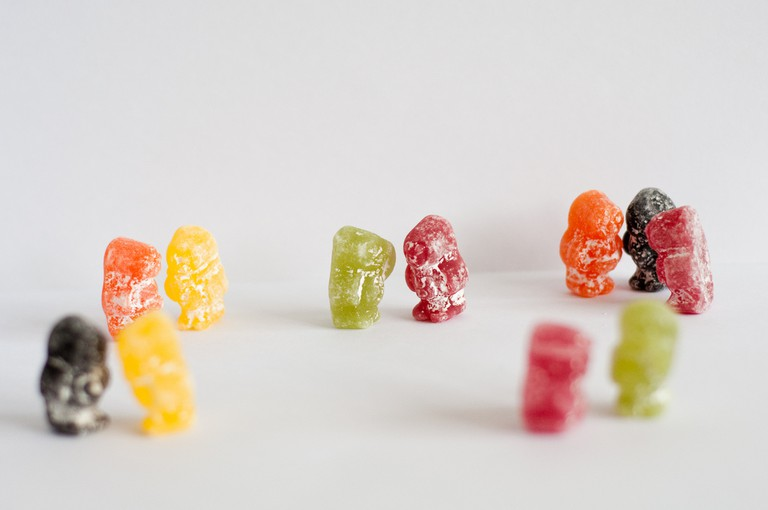 Speed dating Jelly Babies   © Michael Crane / Flickr
