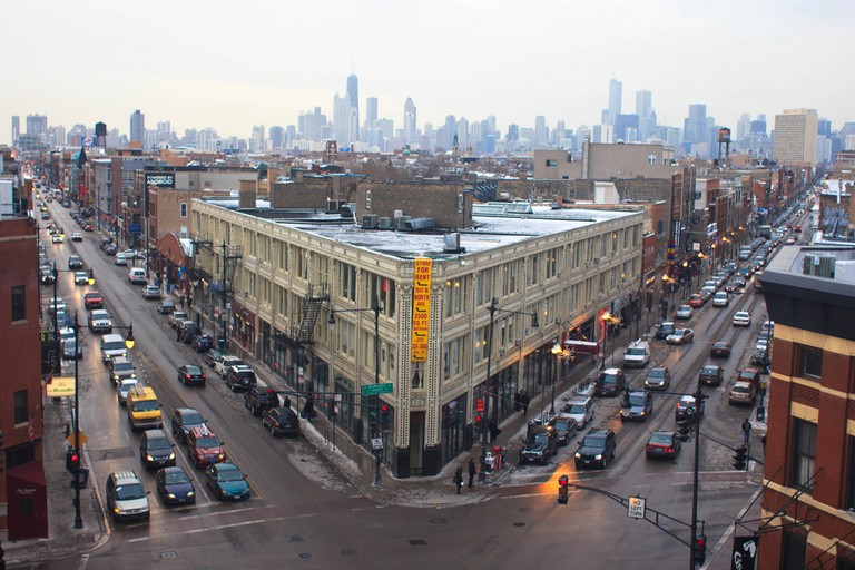Wicker Park | © David Hilowitz/Flickr