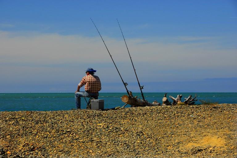 Fishing in New Zealand | © thinboyfatter/Flickr