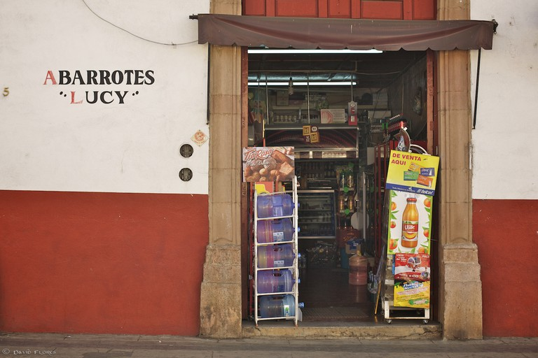 Abarrotes are the main focus of Tenoli | © David Flores/Flickr