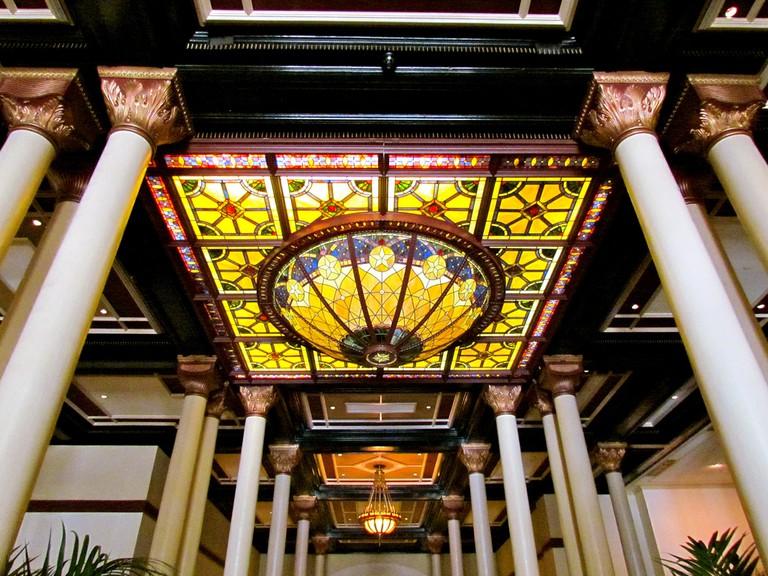Driskill Hotel Lobby | © Jeff Gunn/Flickr