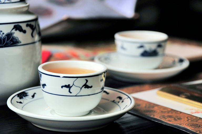Chinese tea | © faungg/Flickr