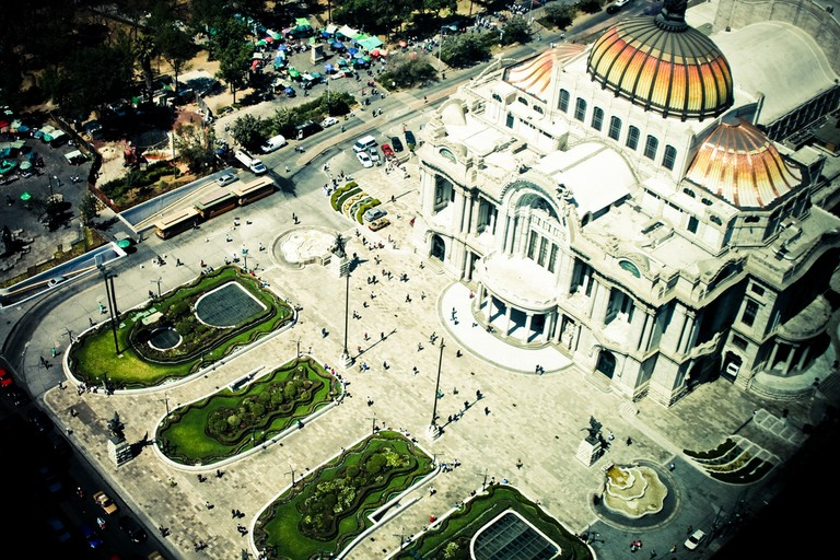 Bellas Artes | © Alejandro de la Cruz/Flickr