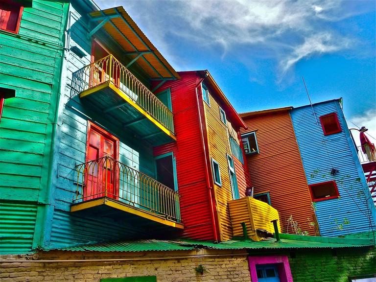 La Boca Neigborhood