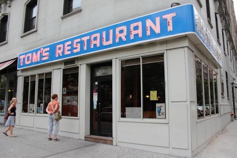 Steve Harris   Jerry Seinfeld Restaurant  © Flickr