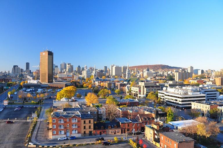Montreal views