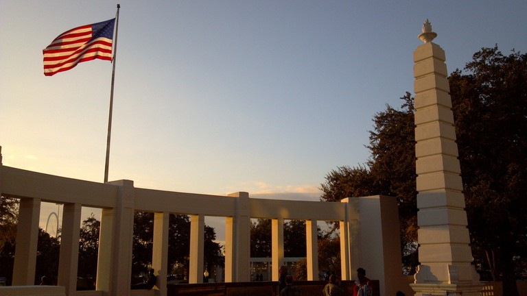 Dealy Plaza Monument