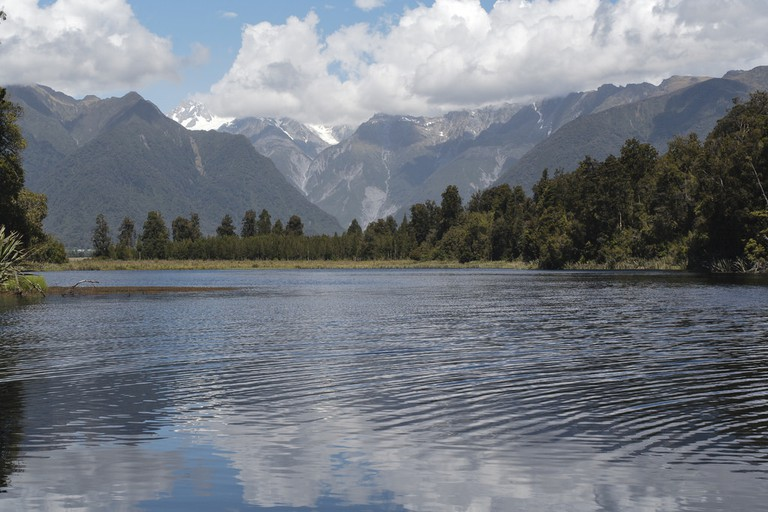 Lake Matheson | © smalljude/Flickr
